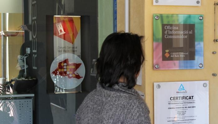 L 39 oficina d 39 informaci al consumidor del baix ebre resol for Oficina del consumidor ponferrada